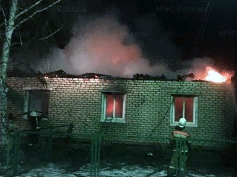 Подробности пожара в Журиничах: учительница спасла семью соседей, свою семью спасти не смогла