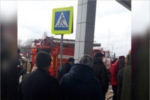 Кафе «Мафия» в брянском ТЦ «Европа» загорелось из-за короткого замыкания