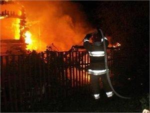 В Стародубе в пожаре погиб 62-летний мужчина