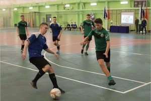 Кубки губернатора по мини-футболу отправились из Брянской области в Гомельскую