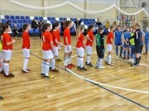 Брянский ЖФК «Юни» выиграл первенство СФФ «Центр» в двух возрастах