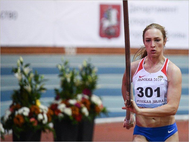 Брянские легкоатлеты поднялись на пьедестал молодёжного первенства России