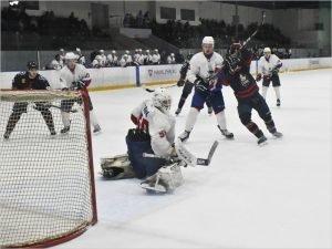 Хоккейный «Брянск» проиграл «Олимпии» из-за собственной недисциплинированности