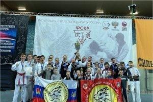 Брянская сборная по каратэ завоевала больше 20 медалей на всероссийских соревнованиях