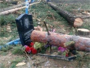 Прокуратура проводит проверку по факту разрушения могил в климовском селе Сачковичи