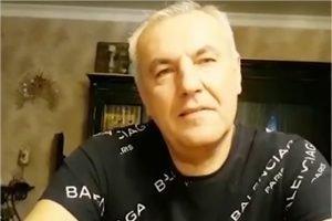 Александр Коломейцев о своём пребывании в институте Сербского предпочитает не рассказывать