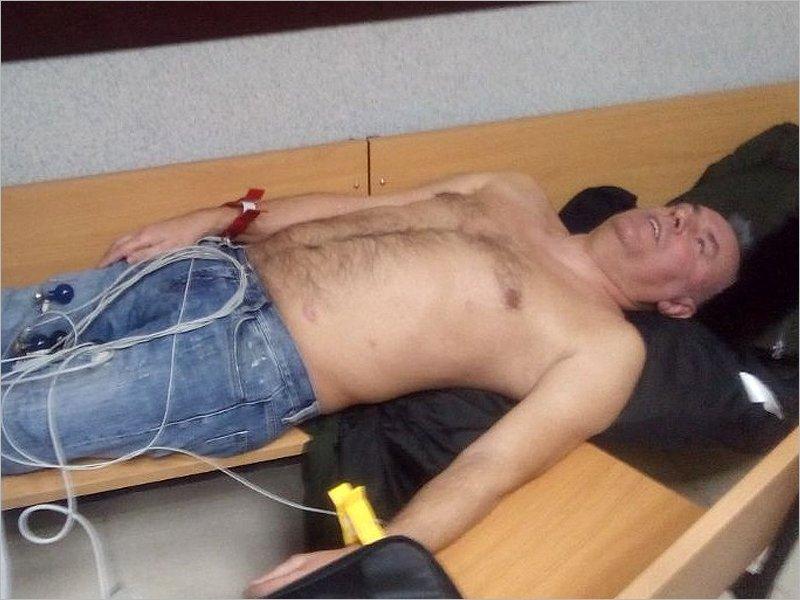 Брянскому видеоблогеру Александру Коломейцеву стало плохо в очередном суде