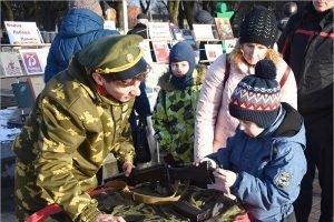 В Брянске 23 февраля отметили на Кургане Бессмертия «Праздником мужества и чести»