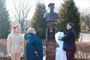 В Брянске открыта Аллея героев — бюсты десантников Шестой роты