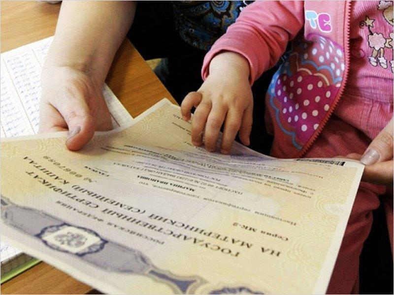 Брянские семьи с начала года подали 284 заявления на ежемесячную выплату из маткапитала