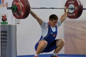 Брянский тяжелоатлет стал серебряным призёром Кубка России