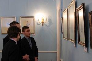 В тютчевском музее в Овстуге открылась грибоедовская выставка