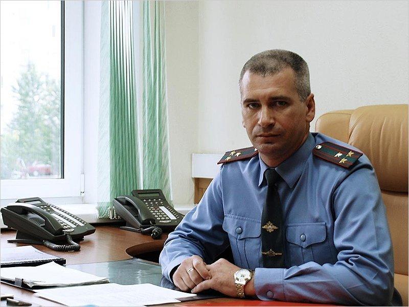 Экс-начальник Клинцовского ОВД Александр Половинка дослужился до генерал-майора
