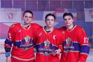 Нападающий «Брянска» Вагиз Риянов «капитанил» и набрал два очка в матче за Кубок Поколения