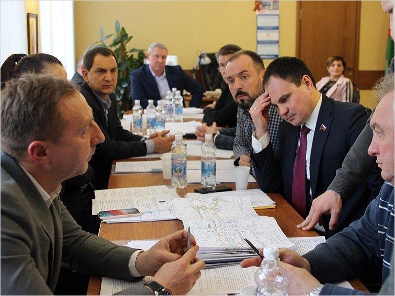 Бежицкие депутаты одобрили идею сквера в микрорайоне «Автозаводец»