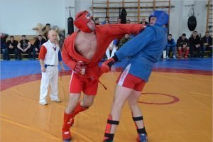 Сборная УМВД выиграла чемпионат брянского «Динамо» по боевому самбо