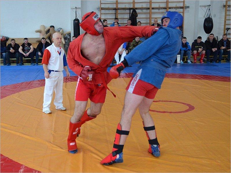 В Брянске пройдет чемпионат ЦФО по самбо. Без зрителей