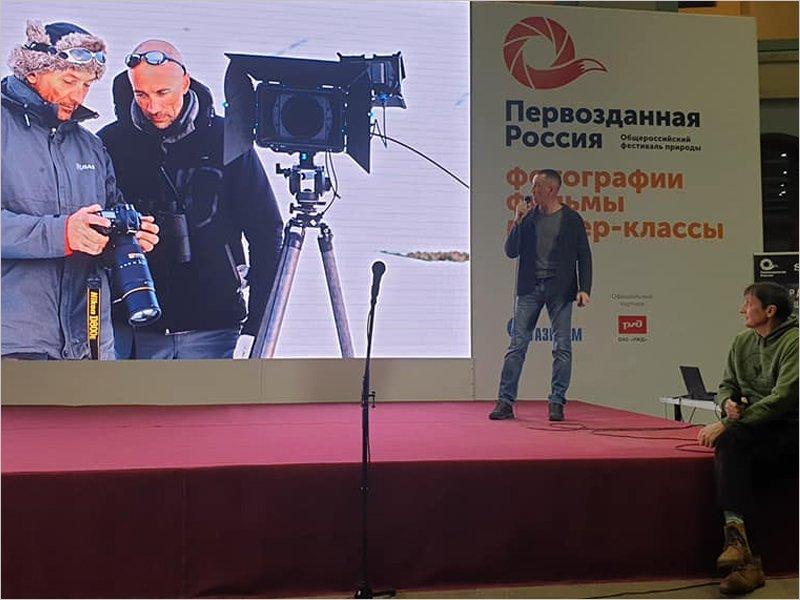 В Москве братья Шпиленки презентовали свою эко-киностудию Shpilenok Film