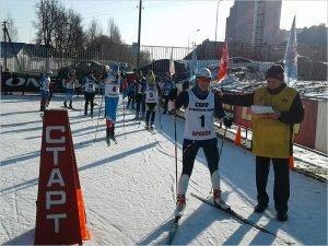 Чемпионат Брянской области по лыжам прошёл по последнему снегу