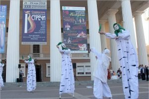 Открыт прием заявок на участие в юбилейных «Славянских театральных встречах»