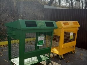 Правительство РФ выделило Брянской области 42,5 млн. рублей на контейнеры для раздельного сбора отходов