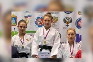 Брянская дзюдоистка выиграла первенство ЦФО