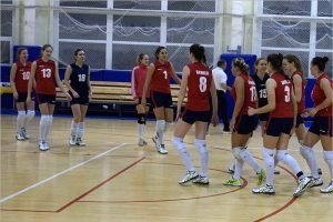 Брянские волейболистки проиграли все четыре матча домашнего тура