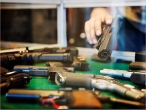 В Брянской области зарегистрировано более 200 фактов незаконного оборота оружия