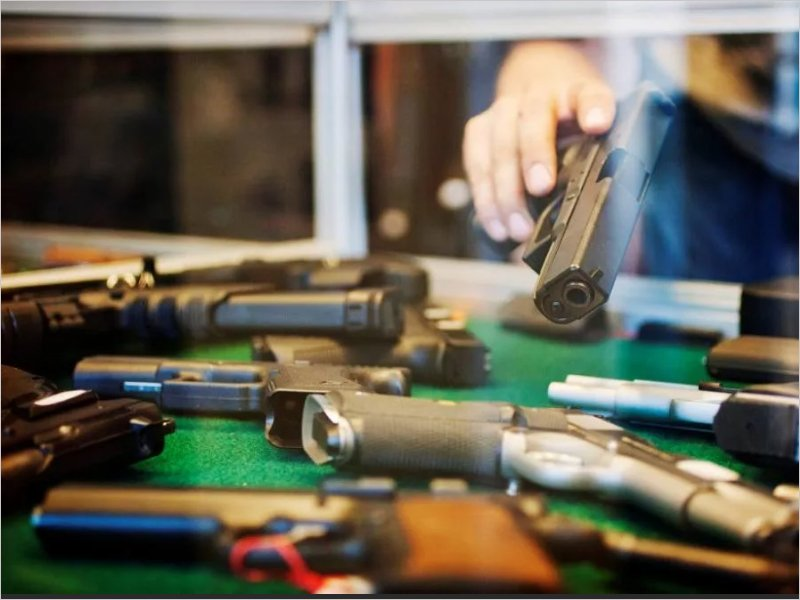 Число преступлений, связанных с оружием, в Брянской области в 2021 году выросло на три четверти