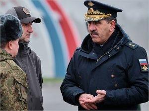 Замминистра обороны проинспектировал организацию боевой подготовки в в/ч в Клинцах