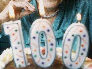 В Брянской области перешагнули столетний рубеж 37 женщин