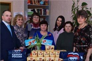 В Клинцах особые поздравления с 8 марта получили женщины-инвалиды