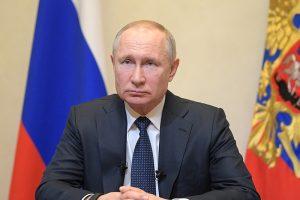 Следующая неделя — нерабочая, голосование по Конституции РФ отложено: Владимир Путин озвучил меры по борьбе с коронавирусом
