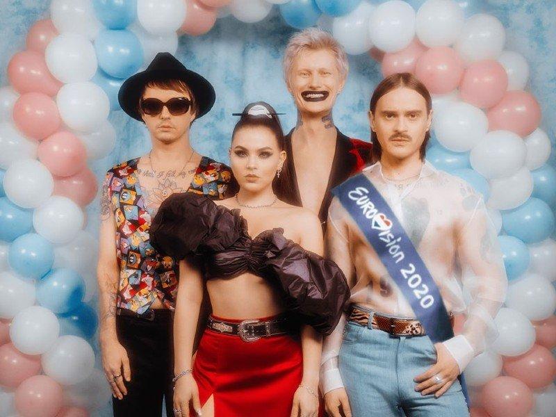 Стёб вместо звериной серьёзности: группа Little Big представила песню для «Евровидения-2020» (ВИДЕО)
