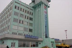 Сильный ветер не повлиял на работу аэропорта «Брянск»
