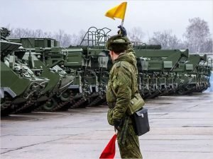 Командование ЗВО  проинспектировало воинские части, дислоцированные в Брянской области