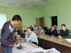 В учебном центре Брянского автозавода начали обучать специалистов сторонних организаций