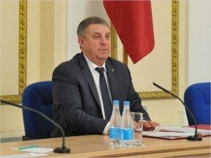 Брянский губернатор Александр Богомаз отмечает 60-летний юбилей