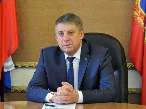 Телеобращение брянского губернатора Александра Богомаза: поблагодарил медиков и призвал к ответственности