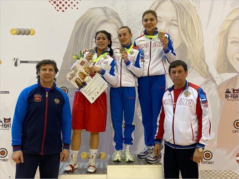 Брянская спортсменка завоевала бронзу на турнире Riga Ladies Boxing Cup
