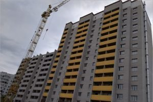 Ввод жилья в Брянской области за год вырос почти вдвое — Брянскстат
