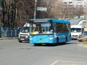 Автобусы в Брянске работают по расписанию выходного дня