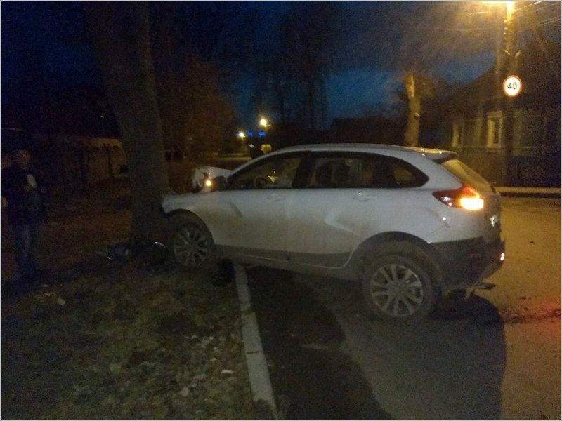 На улице Вали Сафроновой в Брянске произошло смертельное ДТП