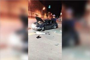 В Брянске в суд передано уголовное дело пьяного ночного гонщика на Range Rover