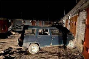 ДТП в Брянске: водитель въехал в гараж — чужой и закрытый. Трое пострадавших