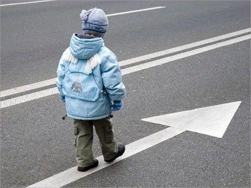 В Брянске количество ДТП с детьми выросло на две трети