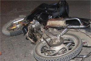 В Стародубе мотоциклист сбил женщину и сам сломался