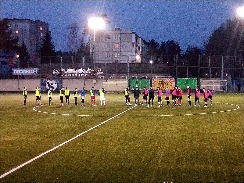 Молодёжка брянского «Динамо» разнесла экспериментальный состав «Термотрона»