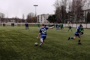 Динамовская молодёжка дважды сыграла товарищеское дерби с «Орлом»