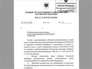 Всех прибывающих в Россию из-за границы будут помещать на карантин на 14 дней